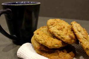 Uncivilized Peanut Butter Cookies | Highly Uncivilized